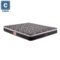 Colchao Casal Herval Oppus One Mola Bonnel 20 X 138 X 188cm