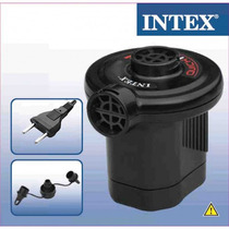 Bomba De Ar Elétrica 110v P Colchão Piscina Infláveis Intex