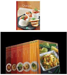 Coleção A Grande Cozinha/ed. Abril - Queijos