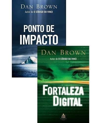 Coleção Completa Dan Brown (6 Livros)