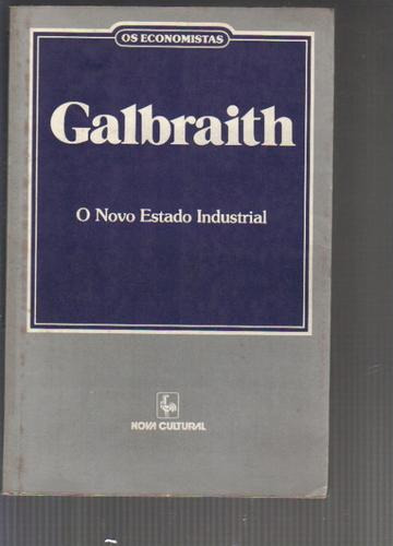 Coleção Os Economistas - Galbraith