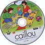 6 Dvd Caillou Desenho Pra Crianças De 2 A 6anos Frete Gratis