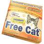Coleira Antipulga Free Cat