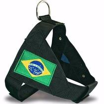 Peitoral Segurança Policia Brasil Caes Pitbull Pastor N.3