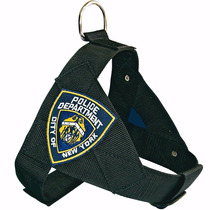 Peitoral Security Policial Para Cães Grandes Pitbull N.3