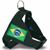 Peitoral Policial Cães Grande Porte - N 2 - Security Brasil