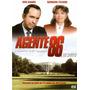 Dvd Agente 86, De Novo - Don Adams E Barbara Feldon Lacrado