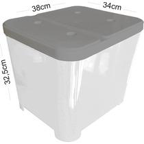 Container Para Ração - Armazena 15kg