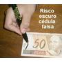 05 Canetas Detecta Dinheiro Falso Detect Pen A Verdadeira