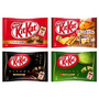 Chocolate Japonês Kit Kat Sortimento 4 Bags 1 Set B019ww8p3k