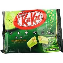 Chocolate Kit Kat Sabor Matcha Chá Verde Pronta Entrega!