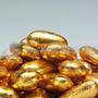 Amêndoas Confeitadas Dourada 50 Unidades