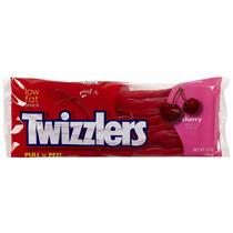Twizzlers Cereja Pacote 396 Grs Tira Alcaçuz Frete Gratis