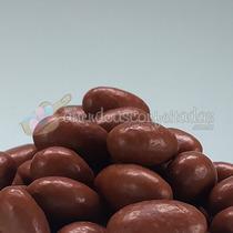 Amêndoas Confeitadas Com Chocolate 100 Und