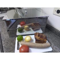 Defumador Rápido P/ Peixes,carnes, Aves,queijo,linguiça Etc
