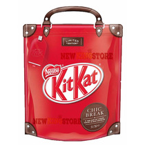 Pacote Exclusivo Kit Kat Chic Break - 31 Barras 517g