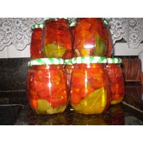 Pimenta Bhut Jolokia Em Conserva