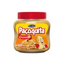 Paçoquita Cremosa - Pasta De Amendoim Doce 180g - Santa Hele