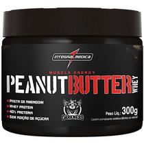 5 Pasta De Amendoim Peanut Butter Whey 300g - Integralmedica
