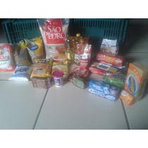 Cesta Básica De Alimentos