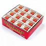 Chiclete Japones Morango - Caixa C/ 48 Marukawa Bubble Gum
