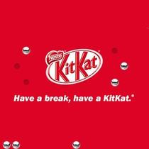 Chocolate Kit Kat Mini Cx Com 26 Unidades De 16,7g
