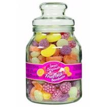 Balas Belgica - Fruit Mix Bonbons Sweet Orignals 4 Potes