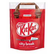 Pacote Exclusivo Kit Kat City Break - 31 Barras 517g