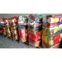 Cesta Basica Top + Kit Iogurte E Biscoito Frete Gratis Rj