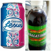 Guaraná Jesus Produto Da Coca Cola E Guaraná Abacatinho C/ 6