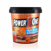 Pasta Integral De Amendoim Crocante - Power One - 1005g