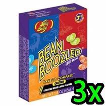 3x Jelly Belly Bean Boozled Balas Feijõezinhos - Pronta Entr