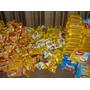 Kit Com1000(mil) Itens Cestas De Cafe Da Manhã Saches