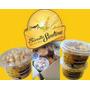 Biscoitos Amanteigados Finos - Santana (caixa 18 Potes 400g)