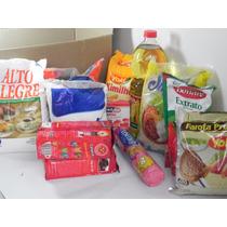 Cesta Básica De Alimentos Popular Promoção Frete Grátis