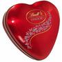 Imperdível: Chocolate Impor. Lindt Lata Coração 12x S/ Juros