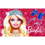 Barbie - Papel Arroz Para Bolo Tam A3 - Mod. 1