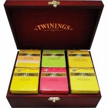 Caixa De Chás Coleção Original Twinings Com 60