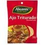 Tempero Alho Triturado Importado Argentina Alicante 25g