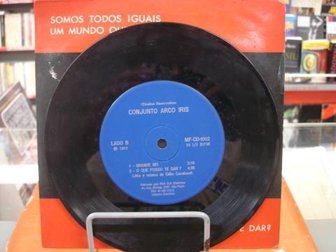 Compacto - Conjunto Arco-íris - 1969 - Somos Todos Iguais
