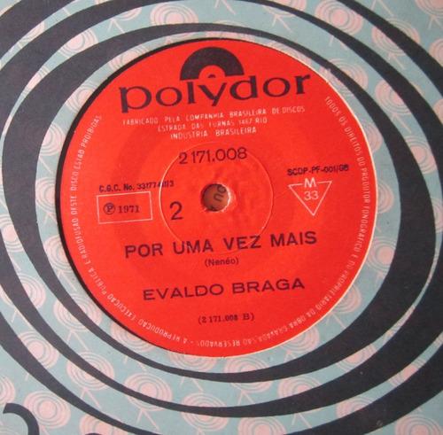 Evaldo Braga Só Quero - Por Uma Vez Mais