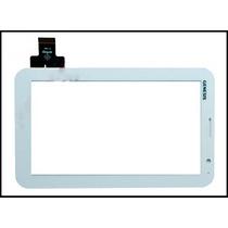 Tela Touch Tablet Genesis Gt 7245 Gt-7245 7 Polegadas Branco
