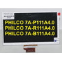 Tela Lcd Display Tablet Philco 7a-b111a 4.0 - 7a-r111a 4.0