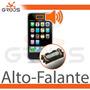 Alto Falante Iphone 3g 3gs Fone Speaker Auricular Interno