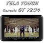Tela Vidro Touch Tablet Genesis Gt 7204 Original