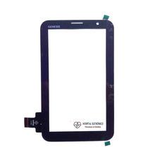 Tela Vidro Touch Tablet Genesis Gt 7245 Preto E Branco
