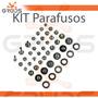 Kit Parafusos Completo Para Todas As Peças Iphone 4g