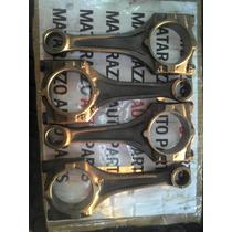 Biela Gm Astra Vectra Omega 2.0 2.2 8v Flex Gasolina