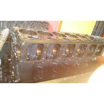 Bloco De Motor Scania 124 Usado Em Estado De Novo