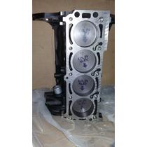 Bloco Do Motor Gm Astra Vectra 2.0 8 V Flex C/pistão E Anel